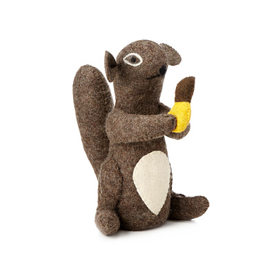 SQUIRREL DOORSTOP