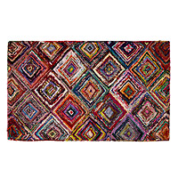 Diamond Sari Area Rug