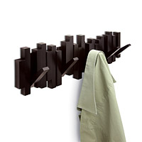 Sticks Multi Hook Coat Rack