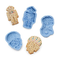 3D Cookie Mold