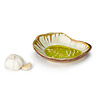 Oyster Garlic Grater and Oil Dipping Dish