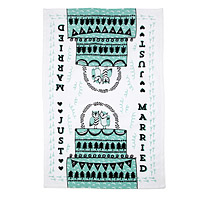 Just Married Towel