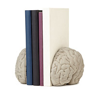 Left Brain, Right Brain Bookends