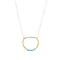 Aegean Sea Necklace