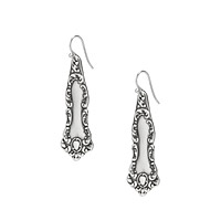 Spoon Handle Drop Earrings