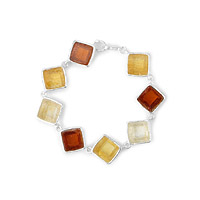 Mosaic Glass Bracelet