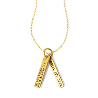 Nelson Mandela Inspirational Necklace