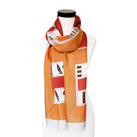 Hidden Word Love Scarf