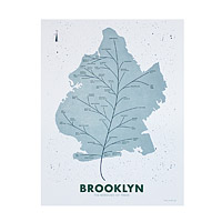 Neighborhood Leaf Maps