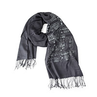 Space Shuttle Control Panel Scarf