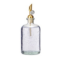Recycled Glass Apothecary Dispenser