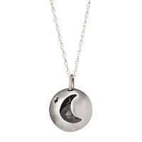 You Are My Moon and Stars Locket