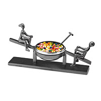 SEESAW SERVING DISH
