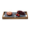 Hot and Cold Soapstone Serving Platter