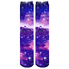 Galaxy Knee High Socks