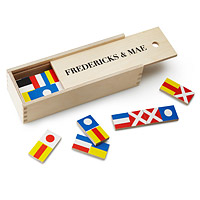 Nautical Flag Dominoes