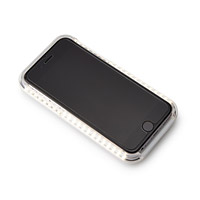 Illumination Cell Phone Case iPhone 6 / 5 White