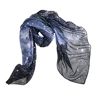 Magellanic Cloud Nebula Scarf