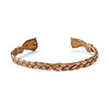 Besties Cuff In Bronze