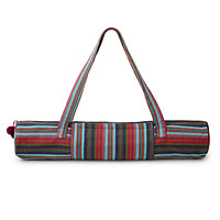 Handloomed Yoga Bag