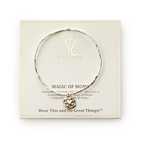 Magic of Moms Bangle Bracelet
