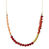 Tagua Rosa Necklace