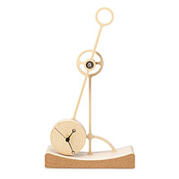 Wooden Pendulum Clock
