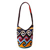 Hand Crocheted Shoulder Bag