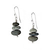 Pebble Stack Earrings