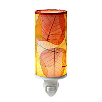 Banyan Leaf Night Light