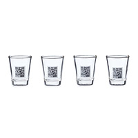 Truth or Dare Shot Glasses - Set of 4