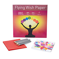 Chakra Flying Wish Paper