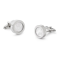 Custom Wedding Gown Cufflinks