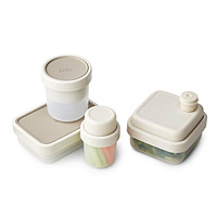 Compact Lunch Containers