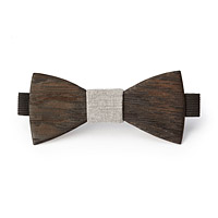 Reclaimed Whiskey Barrel Bowtie
