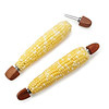 Rosewood Corn Holders