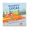 Little Boy's Personalized Speedster Book