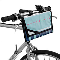 Bike Handlebar Clutch Purse