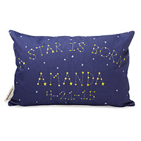 A Star is Born Personalized Pillow