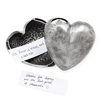For Your Heart's Desire Message Box