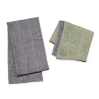 Purifying Tea Towel and Dishcloth