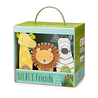 Safari Friends Book Set