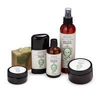 Fields & Forests Mens Grooming Set