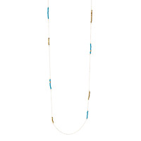 Nugget Layering Necklace