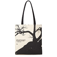 Nature's Secret Tote Bag