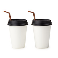 Coffee Straws - Set of 2