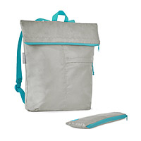 100% Recycled PET Foldable/Portable Backpack