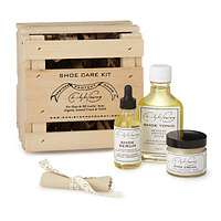 All Natural Shoe Care Kit