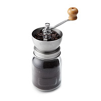 Mason Jar Coffee Grinder