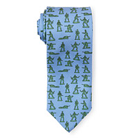 Toy Army Soldiers Tie